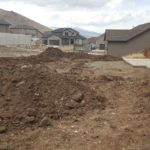 Davis County Utah landscaping topsoil delivery