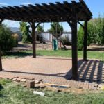 Landscaping Pavers Pergola South Jordan UT