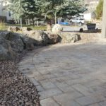 Park City Utah paver patio installation