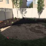 Professional Landscaping Flowerbeds Mulch Taylorsville Utah