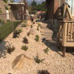 South Jordan Utah xeriscaping installations