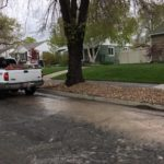 West Valley City UT Parking Xeriscaping