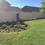 West Valley City Utah Landscaping Flowerbeds
